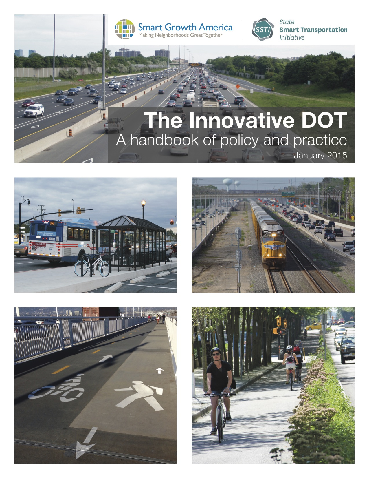 The Innovative DOT: A Handbook of Policy and Practice (Third Edition)