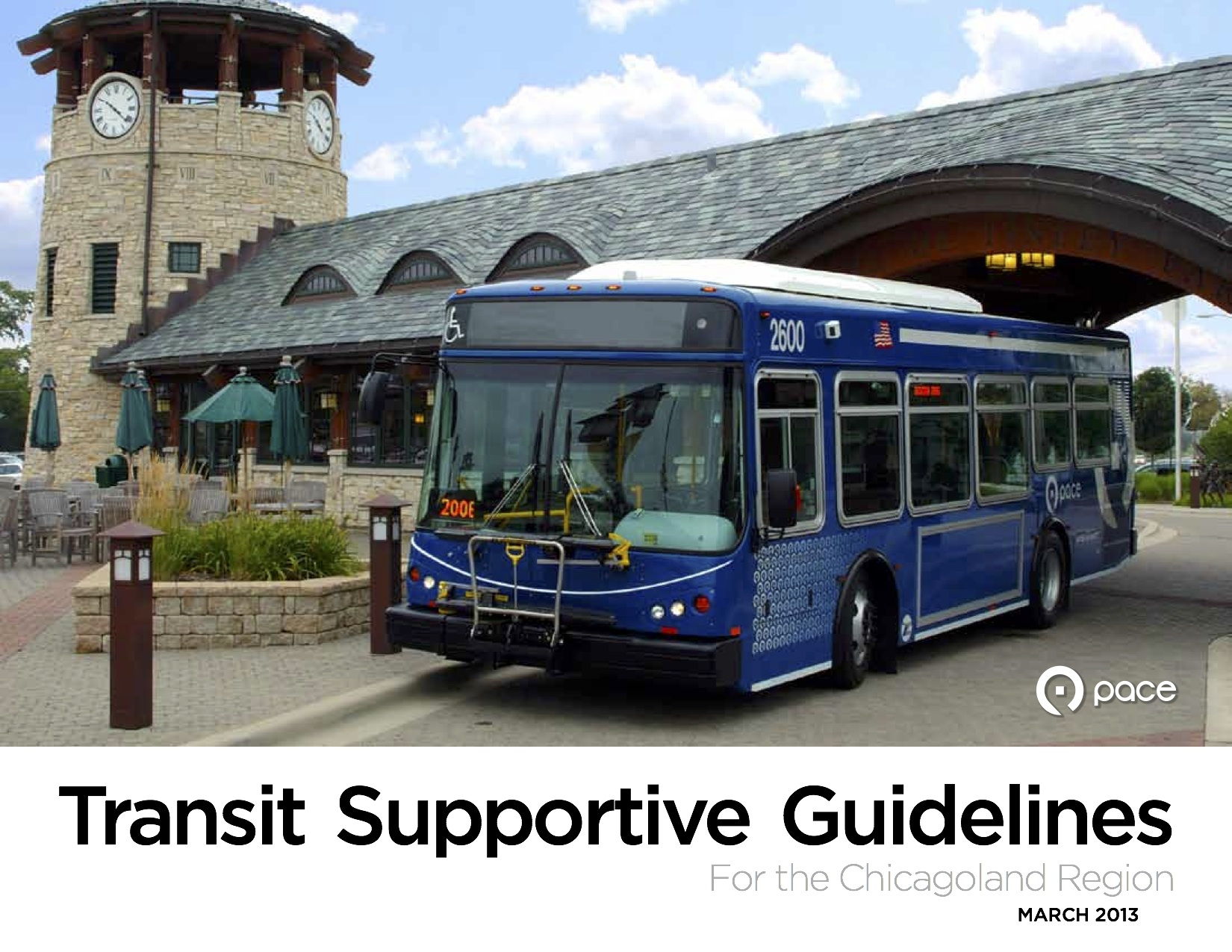Transit Supportive Guidelines